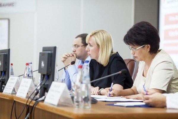 Анна Минькова на коллегии регионального Минздрава